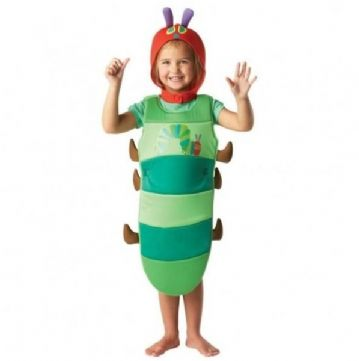 Childrens Fancy Dress | The Very Hungry Caterpillar Costume